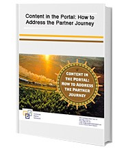 Content in the portal