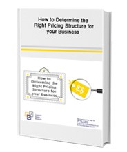 Determine right price for a business