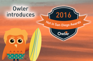 Computer Market Research Named Owler 'Hot in 2016' Winner in San Diego