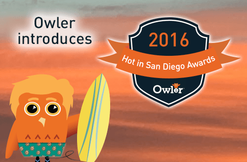 CMR is Owler's 'Hot In 2016' San Diego winners