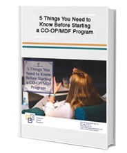 A guide to starting a Co-Op/MDF channel incentive program