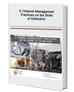 Channel Management Practices on the Brink of Extinction