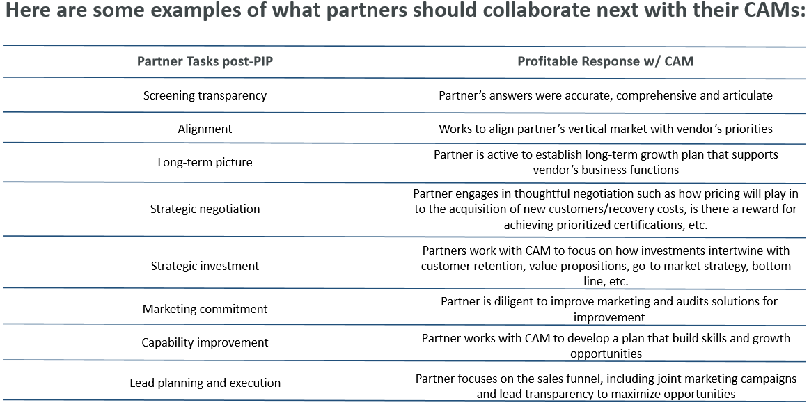 Partner & Vendor collaboration_partner investment prioritization