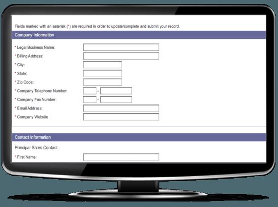 Partnerportal Platform by CMR Partner Signup